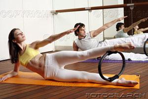 Pilates y Animo
