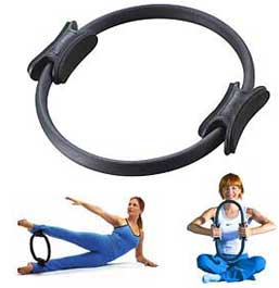 Aros para la practica de pilates