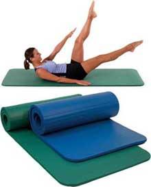 Colchonetas para la practica de pilates