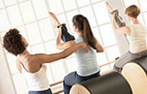 Pilates en Barril