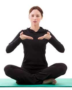 Ejercicio de Respiracion Pilates