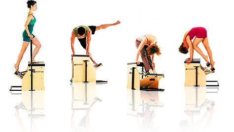 Ejercicios Pilates Chair